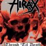 Thrash Til Death - Cover
