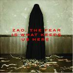 The Fear Is What Keeps Us Here  - Cover