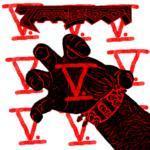 V - Cover