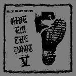 Give ´Em The Boot V - Cover