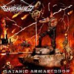 Satanic Armageddon - Cover