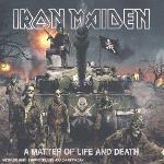 A Matter Of Life And Death - Cover