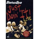 Just Doin' It! Live  - Cover