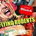 Chewed To Bits By Flying Rodents - Cover
