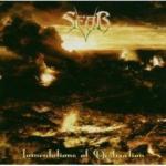 Lamentations Of Destructions - Cover