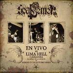 En Vivo En Lima Hell - Cover