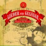 Lieder und Gesänge Volume 1 - Cover