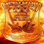 Metalmania 2006 - Cover