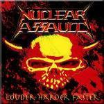 Louder Harder Faster - Cover