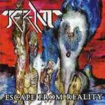Escape From Reality - Cover