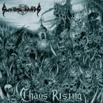 Chaos Rising - Cover