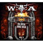 W.O.A Full Metal Juke Box Vol. 3 - Cover