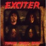 Thrash Speed Burn - Cover