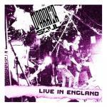 Live In England - Cover