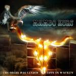 The Orgel Has Landed - Cover