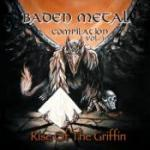 Baden Metal Compilation Vol. 1 - Rise Of The Griffin - Cover