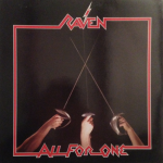 Cover - All For One (Re-Release)