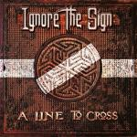 Cover - A Line To Cross