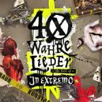 Cover - 40 Wahre Lieder