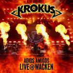 Cover - Adios Amigos Live @ Wacken