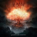 Cover - Yggdrasil Burns