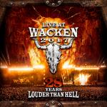 Cover - Live At Wacken 2017 - 28 Years Louder Than Hell