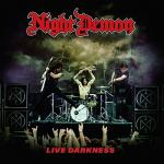 Cover - Live Darkness