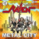 Cover - Metal City