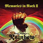 Cover - Memories In Rock II