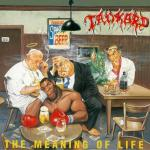 Cover - The Meaning Of Life (Re-Release)