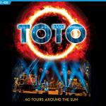 Cover - 40 Tours Around The Sun (2CD+Blu-ray)