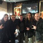 Christian Hollinger (metal-inside.de) mit BLIND GUARDIAN